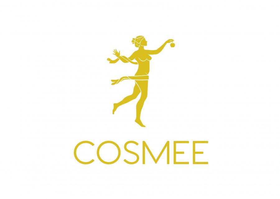 Logo Cosmee guld